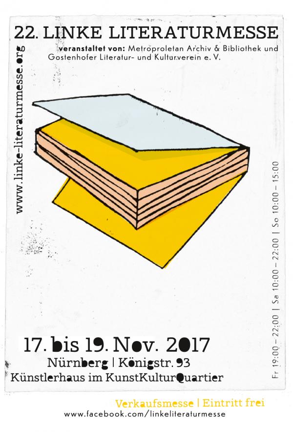 Linke Literaturmesse - © Veranstalter