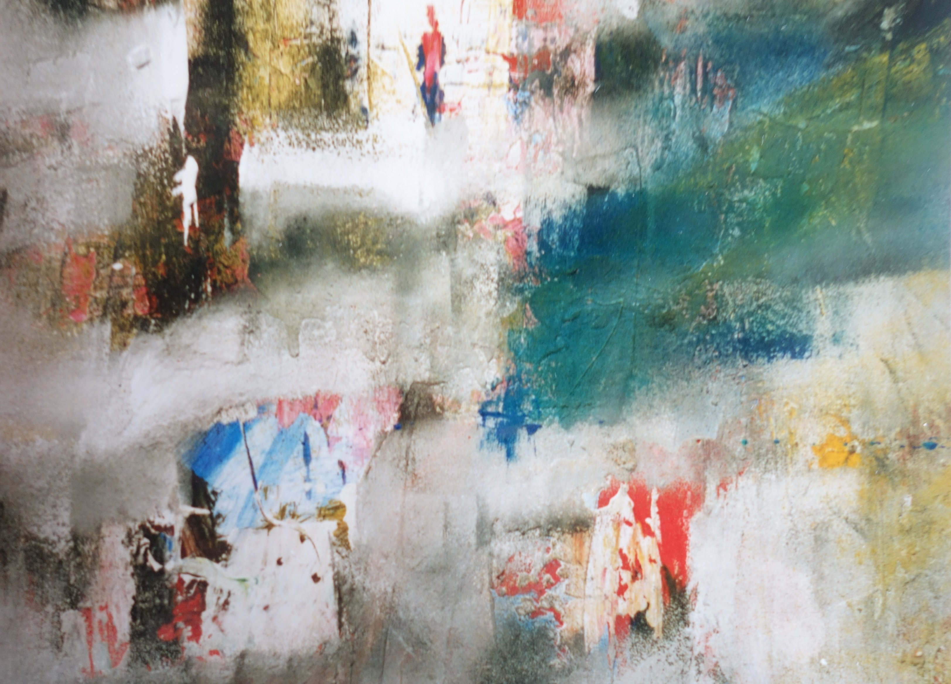 Ausstellungsdauer: Farbenspiel - © Hannelore Ulrich
