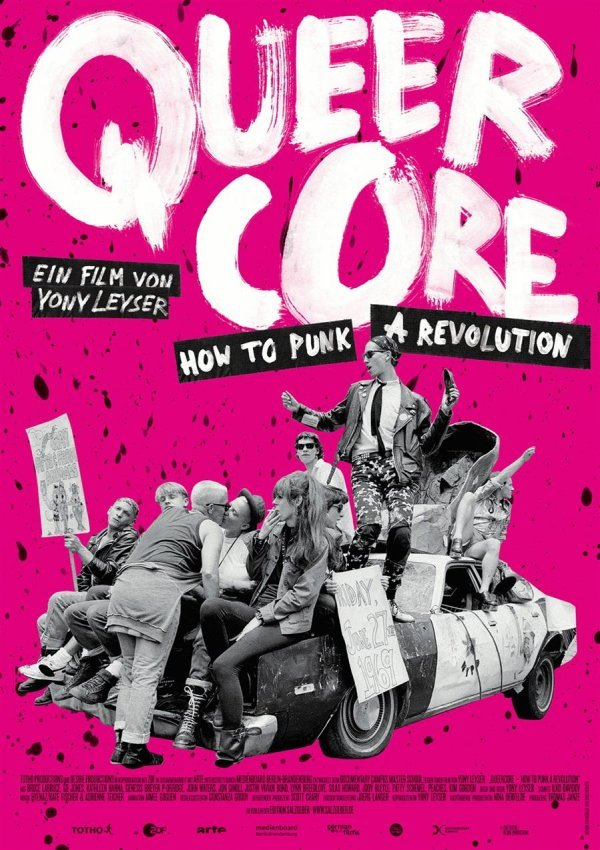 Queercore: How To Punk A Revolution - © Veranstalter