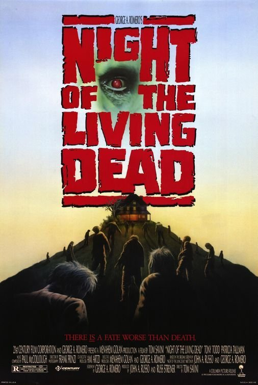 Die Nacht der lebenden Toten (1990) - © Veranstalter