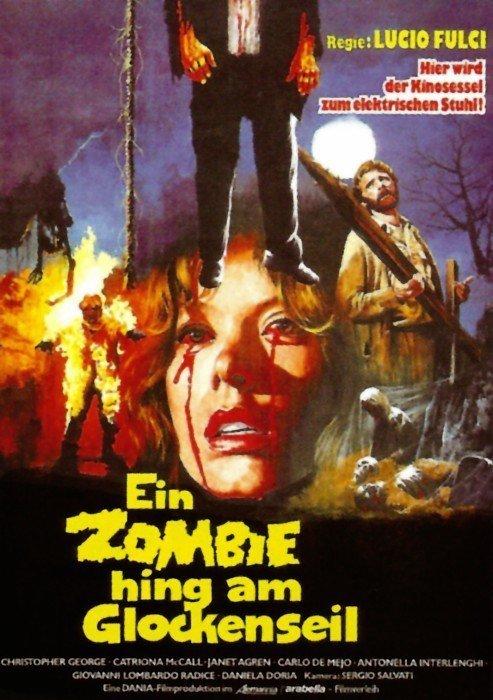 Ein Zombie hing am Glockenseil - © Veranstalter