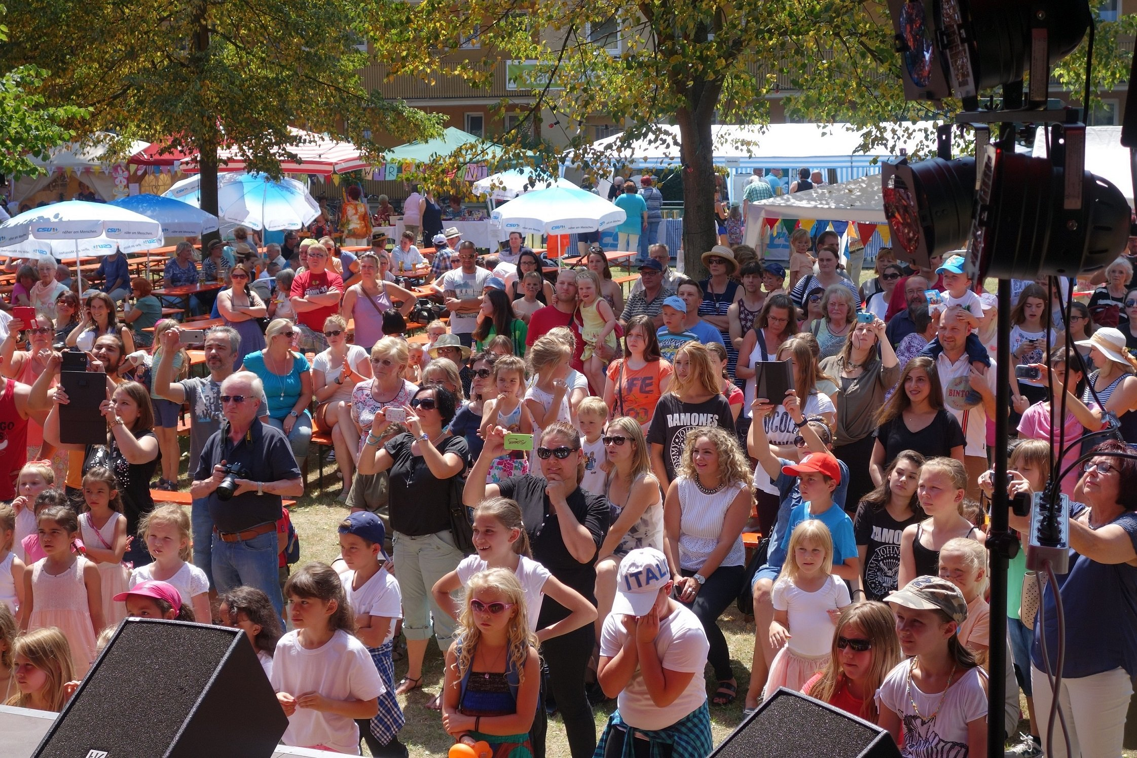 36. Stadtteilfest in der Gartenstadt - © Kulturladen Gartenstadt