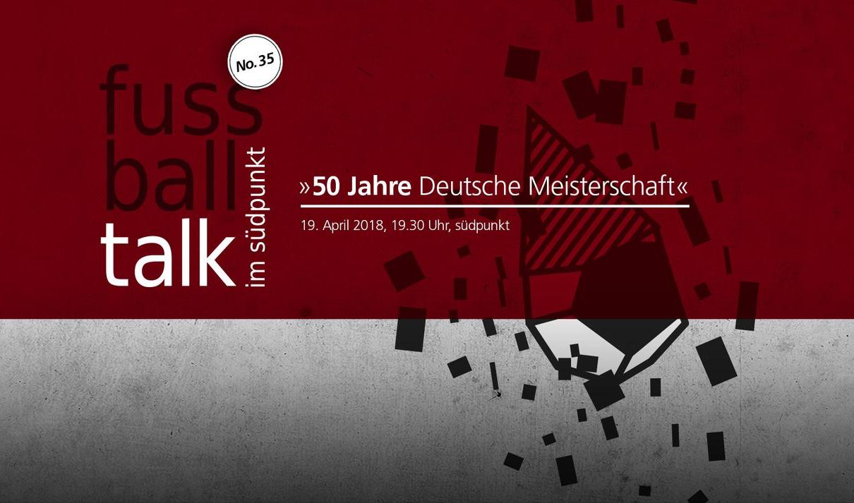 50 Jahre Deutsche Meisterschaft - © Veranstalter