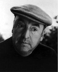 DER POETENKOFFER- HEUTE Pablo Neruda - chilenischer Schriftsteller und Dichter.
