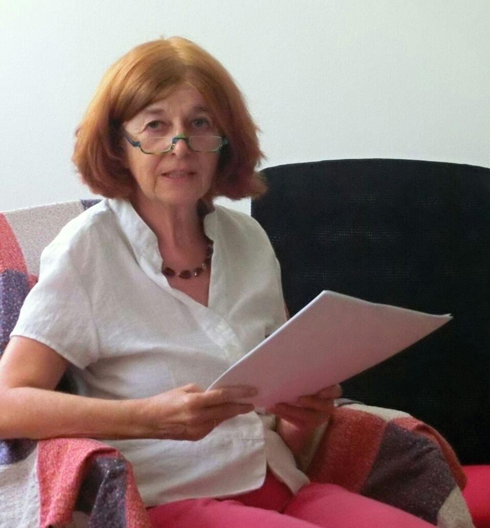 Literaturgenuss mit Ruth Lenz-Tichai - © Ruth Lenz-Tichai
