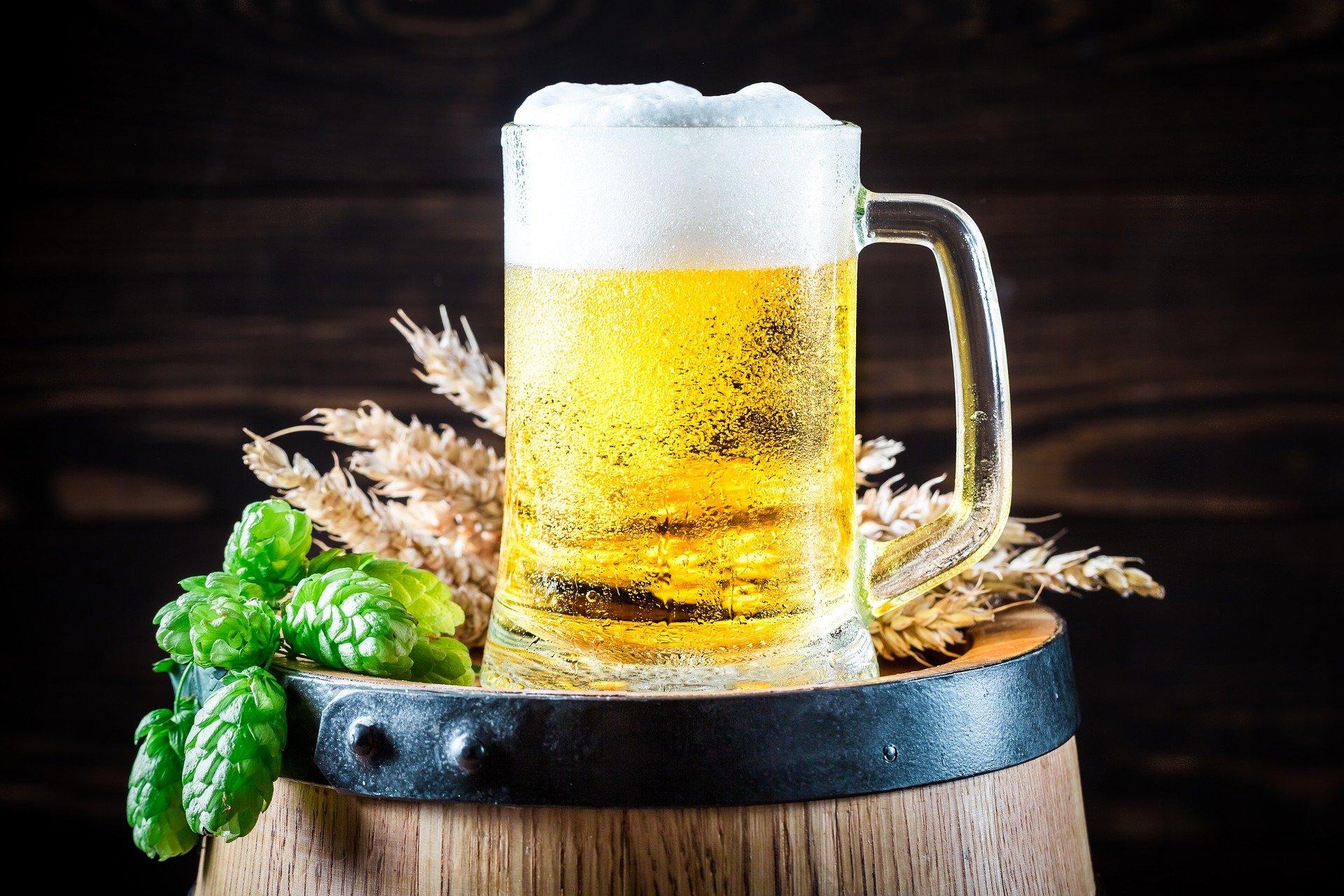 Bier - Sensorikseminar - © Pixabay_carolineandrade