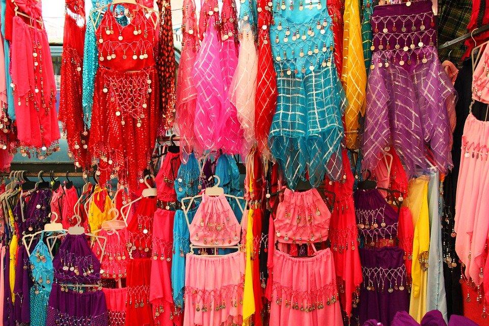 Orientalischer Tanz, Sechzig Plus-Minus - © Pixabay