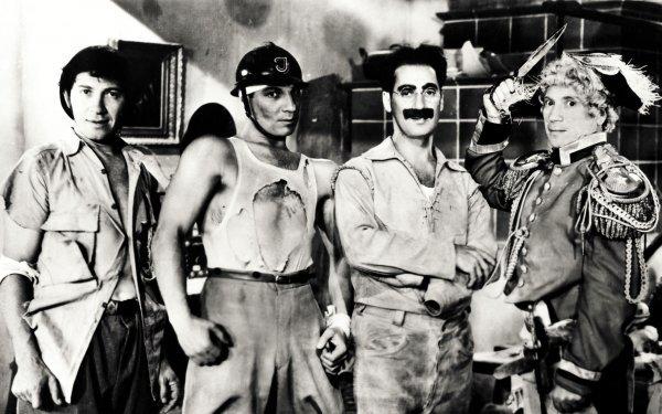 Die Marx Brothers im Krieg - © Veranstalter