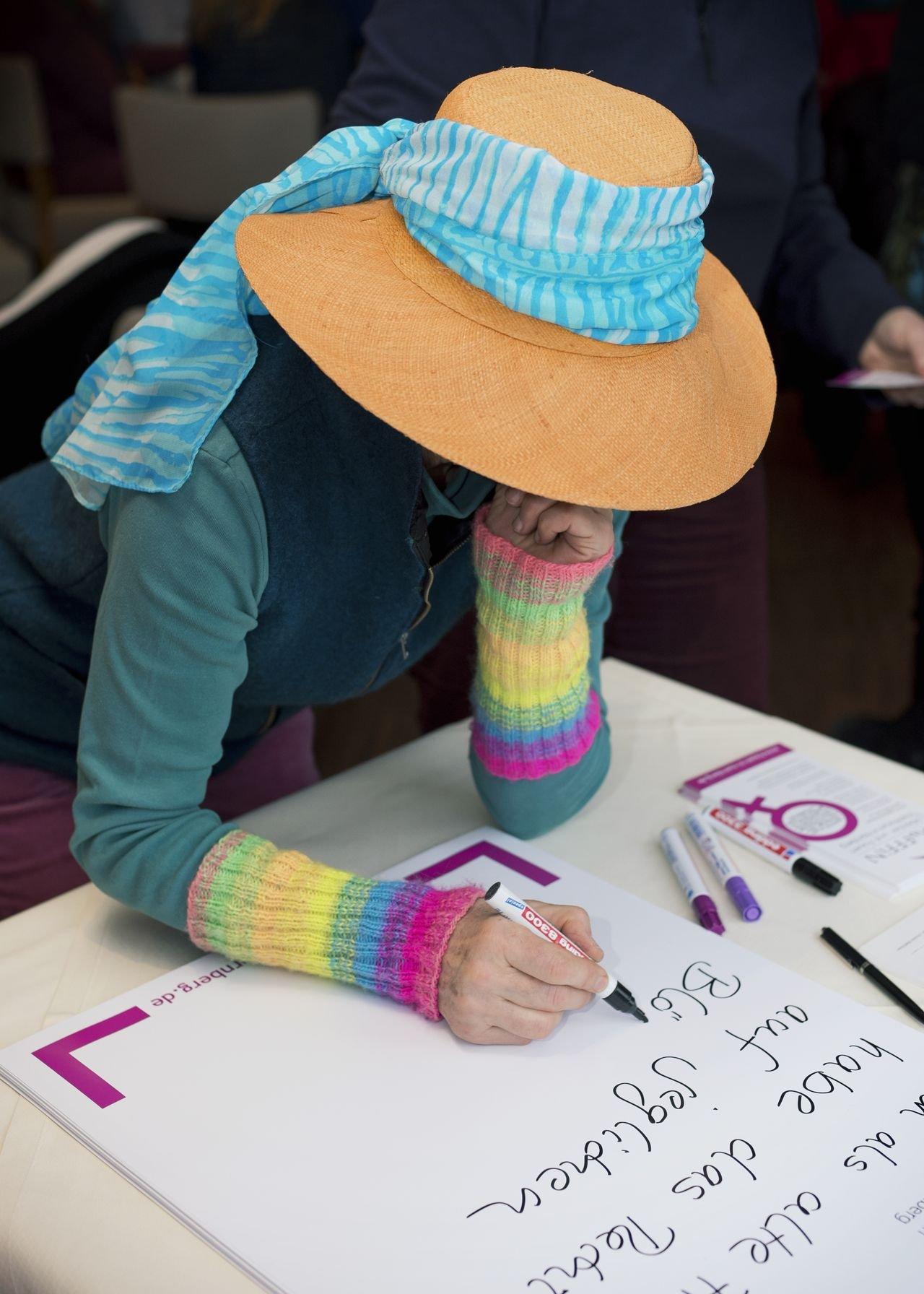 Vernissage - Frauen: Wahl-Recht-Freiheit - © Khrystyny Jalowa