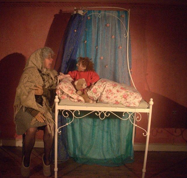 Kindertheaterreihe - © Christof von Büren