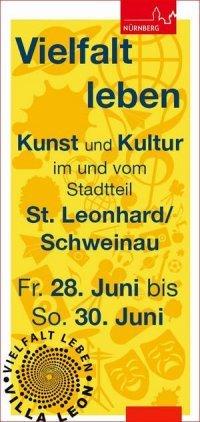 """""""VIELFALT LEBEN IN ST. LEONHARD/ SCHWEINAU"""""""