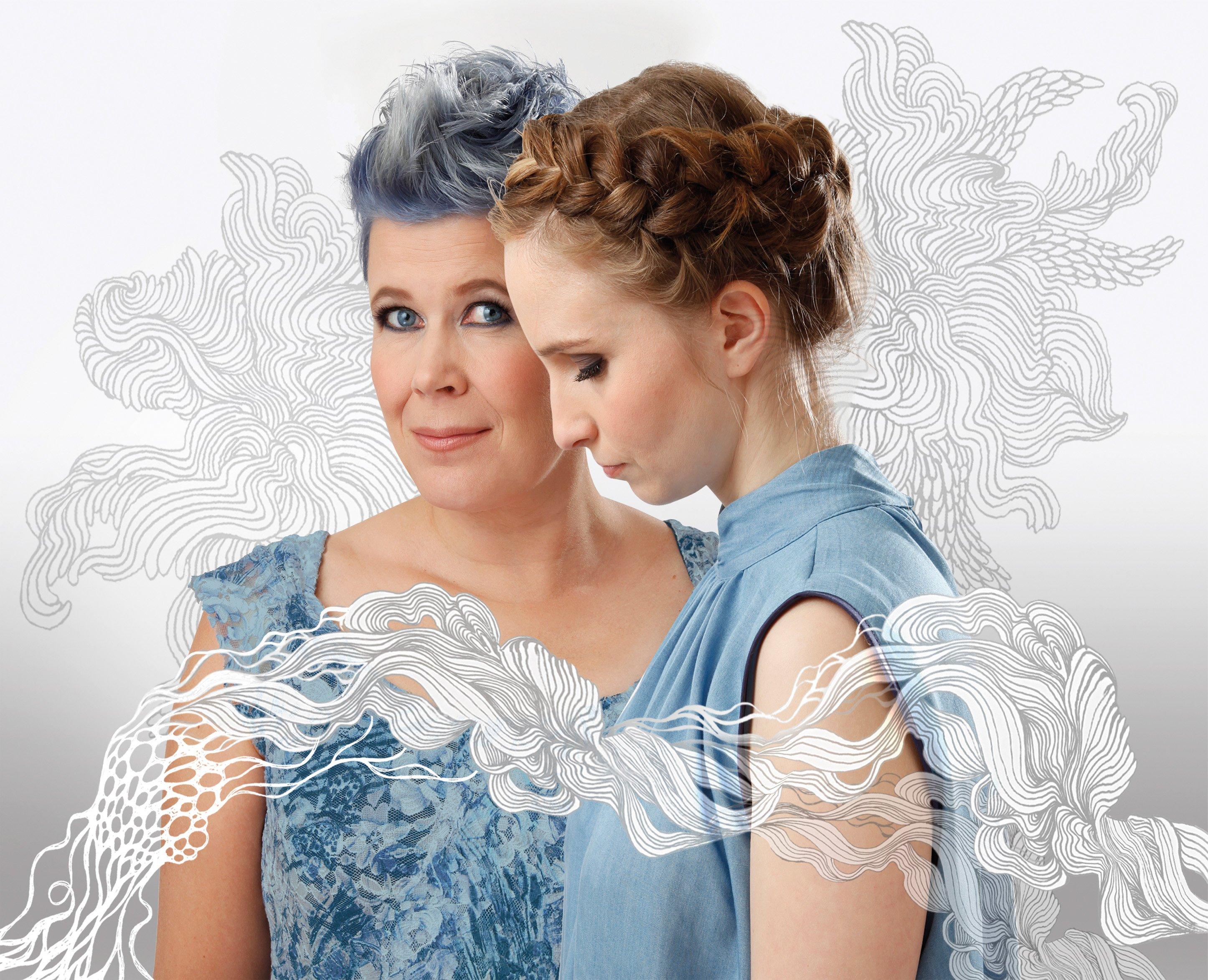 Riikka Timonen & Senni Eskelinen - © Art Revolution