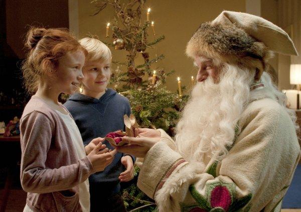 Als der Weihnachtsmann vom Himmel fiel - © DEFA-Stiftung, Dieter Jaeger, Günter Sahr, Klaus Zähler