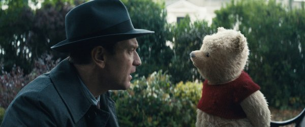 Christopher Robin - © Walt Disney