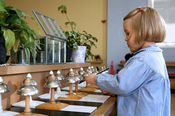 Das Prinzip Montessori - Die Lust am selber-lernen - © Neue Visionen Filmverleih