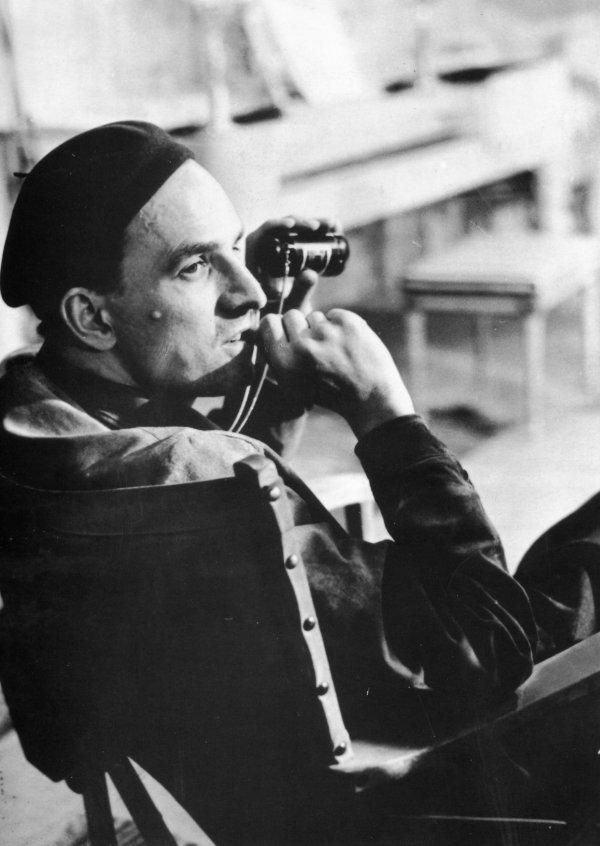 Wunder und Zeichen – Die magischen Spiele des Ingmar Bergman - © Veranstalter