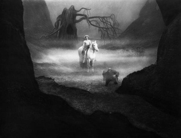 Die Nibelungen - 1. Teil: Siegfried - © Deutsche Kinemathek