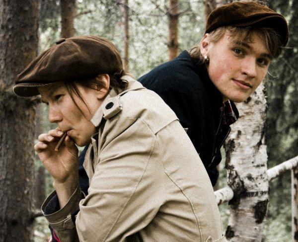 Niillas Holmberg & Roope Mäenpää - © Veranstalter