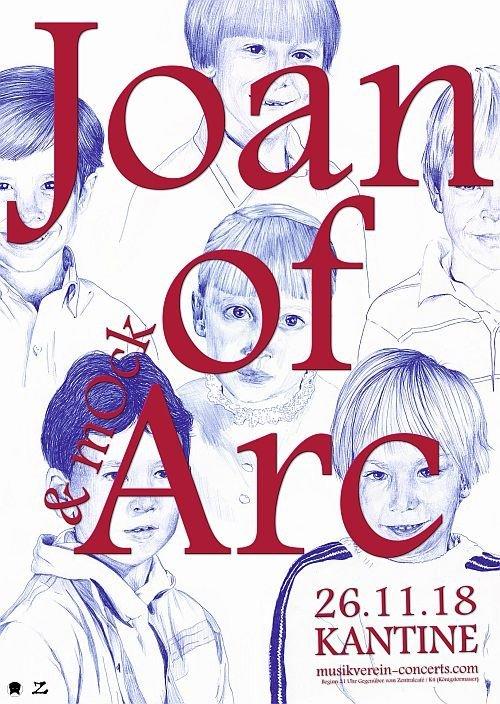 Joan of Arc + mOck - © JOAN OF ARC