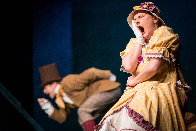 Nürnberger Kindertheaterreihe: Schlaraffenland - © Tim Schreiber