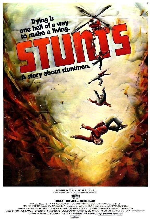 Stunts – Das Geschäft mit dem eigenen Leben - © Veranstalter