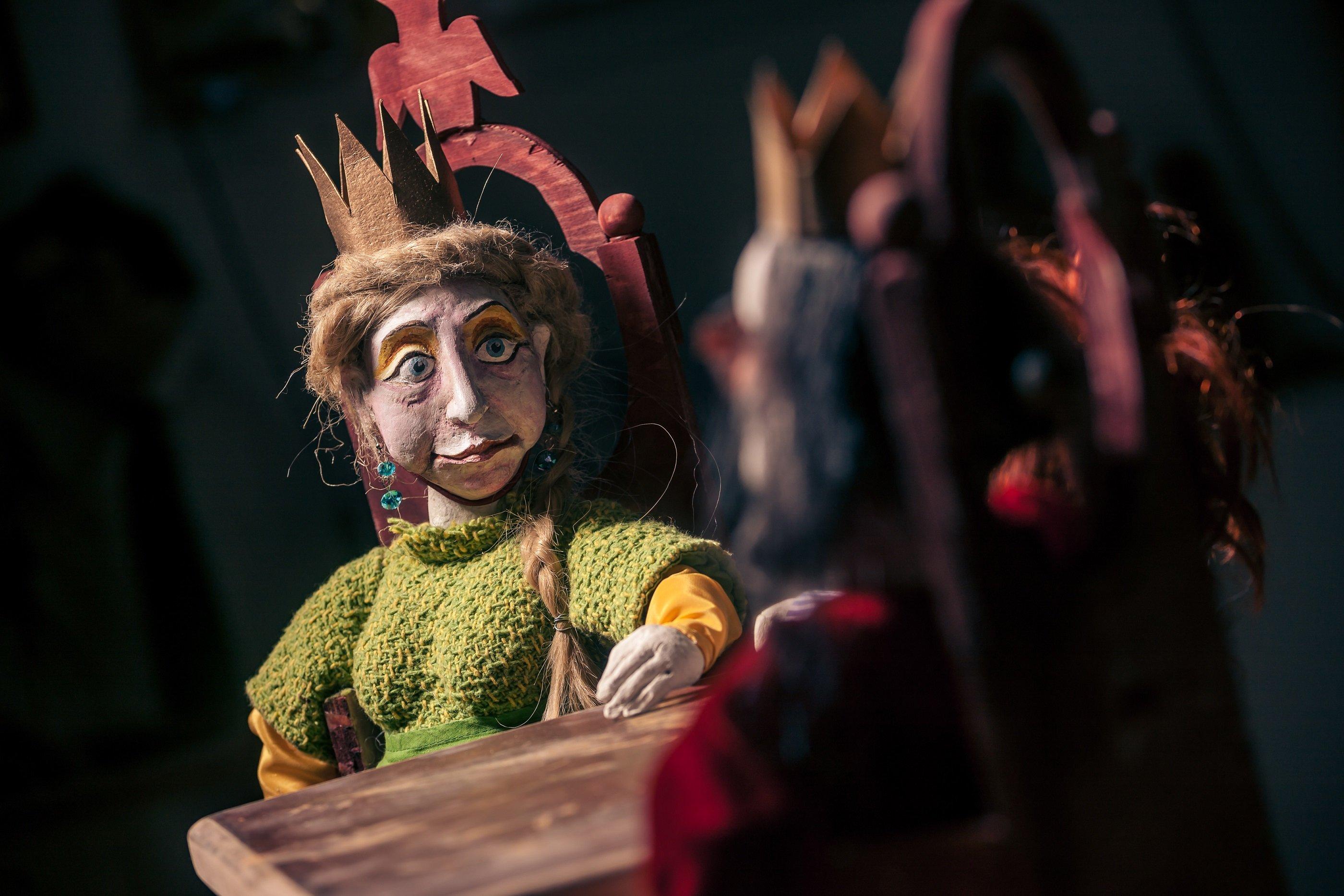Kindertheater: Lieschen Radieschen und der Lämmergeier - © Robert Jentzsch