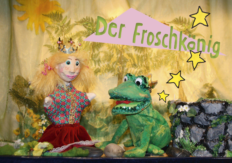 Froschkönig - © Krowis Puppentheater
