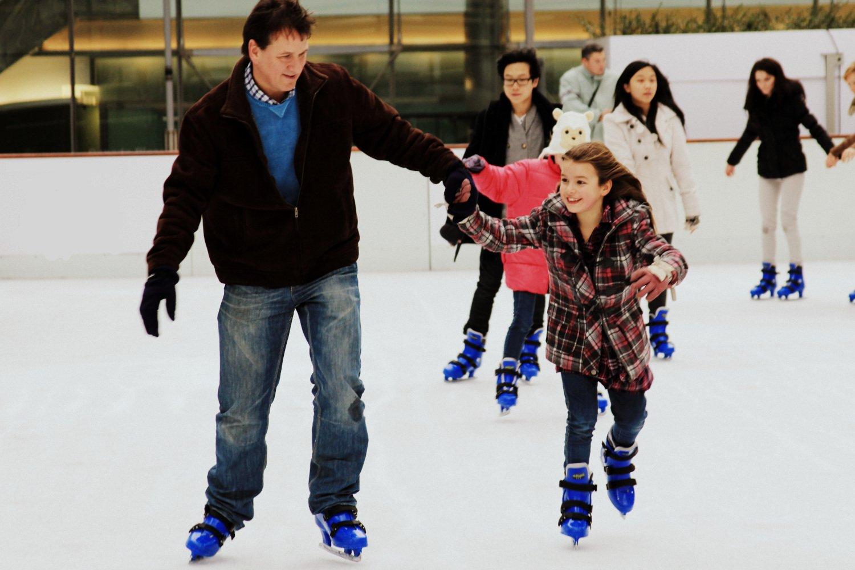 Wir gehen Eislaufen - © Pixabay.com