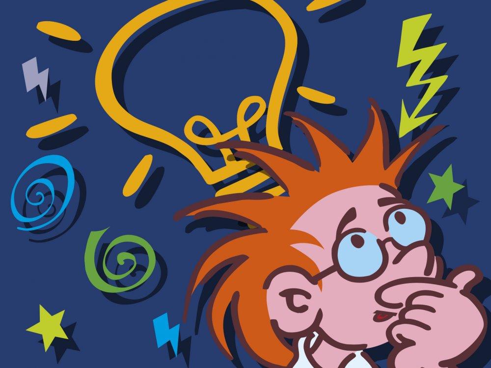 Die Tüftelgenies. Geniale Erfindungen, spannende Tüfteleien und verrückte Geistesblitze!