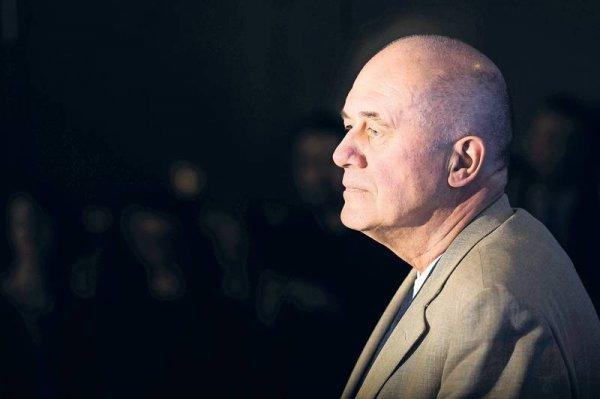 Kafka geht ins Kino - Lesung mit Hanns Zischler - © David Heerde / Geisler-Fotopress