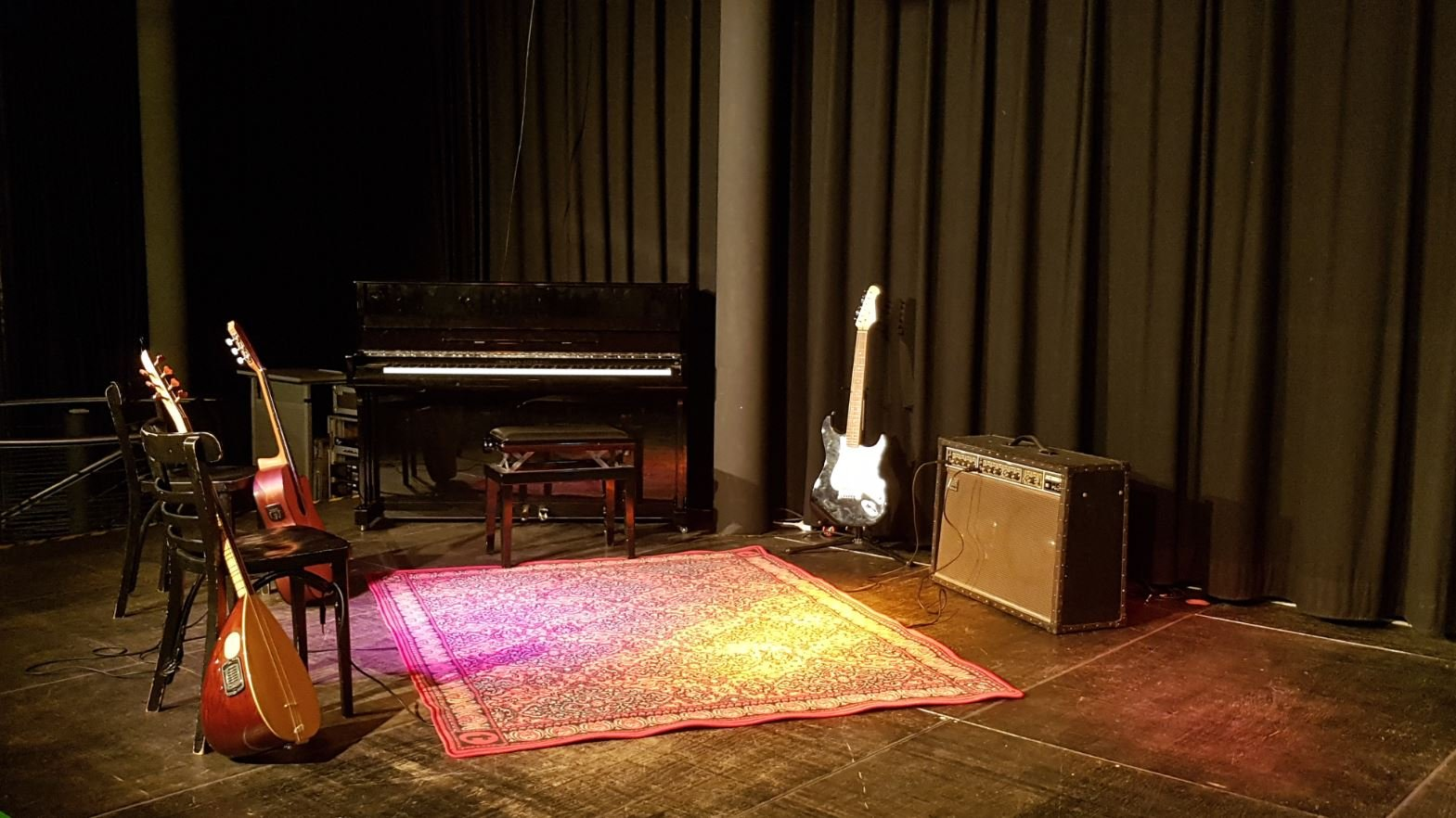 Music Jam in der Villa Leon am 20.3. - © Veranstalter