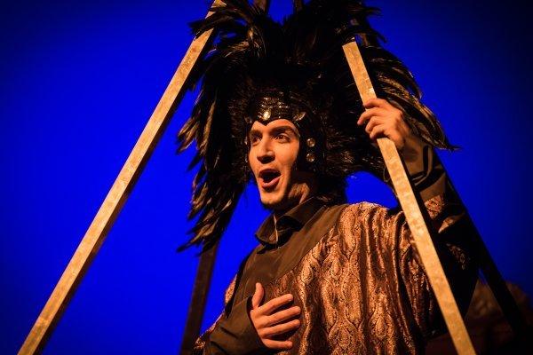 Die Nachtigall des Zaren - © Oper Halle