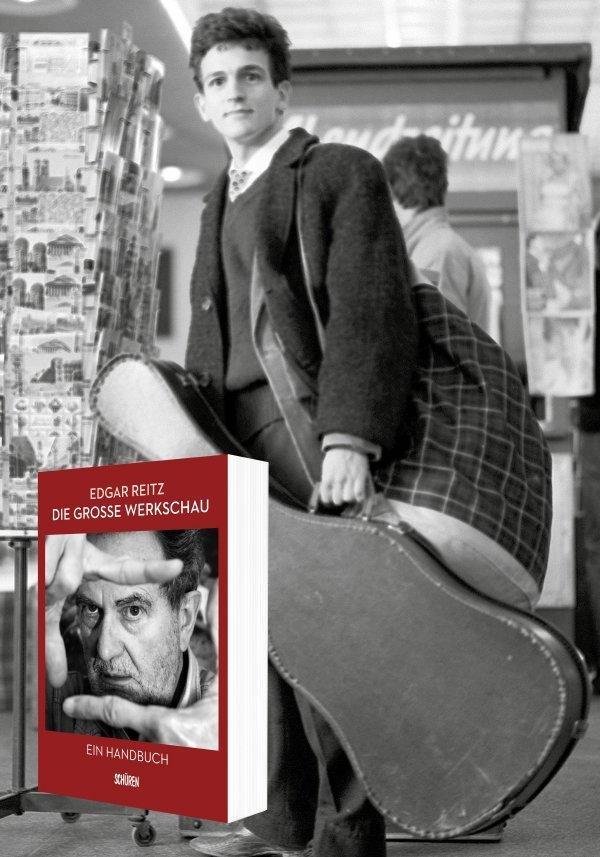 Edgar Reitz - Die große Werkschau: Buchpräsentation - © Veranstalter