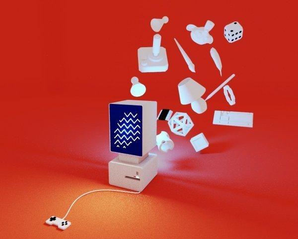 Führung durch die Ausstellung Create (Game) - © Veranstalter