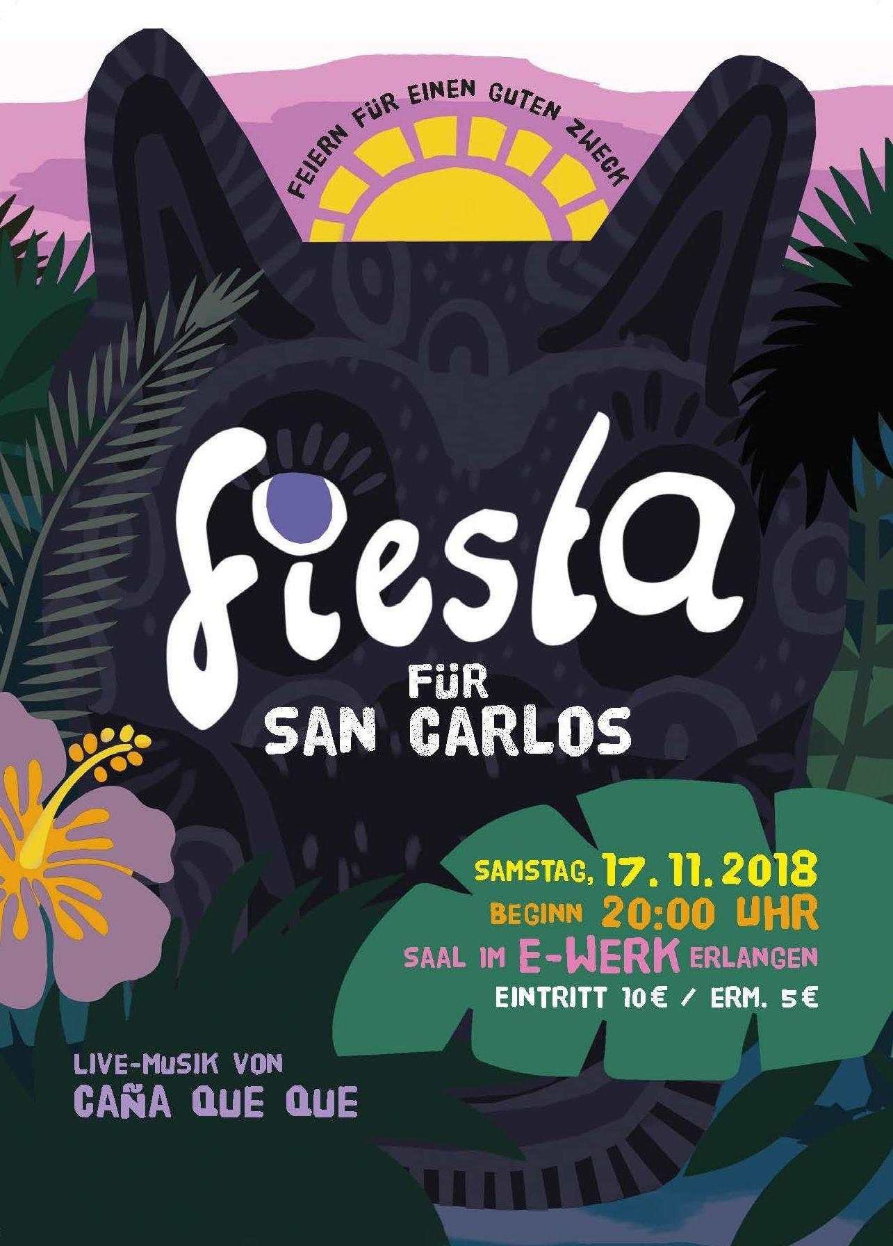 Fiesta für San Carlos - © Veranstalter