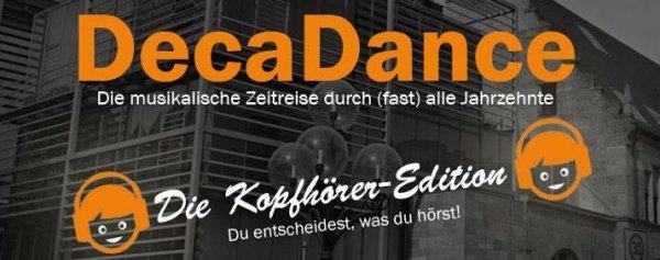 DecaDance - Die Kopfhörer-Edition - © http://www.kultur-kellerei.de/