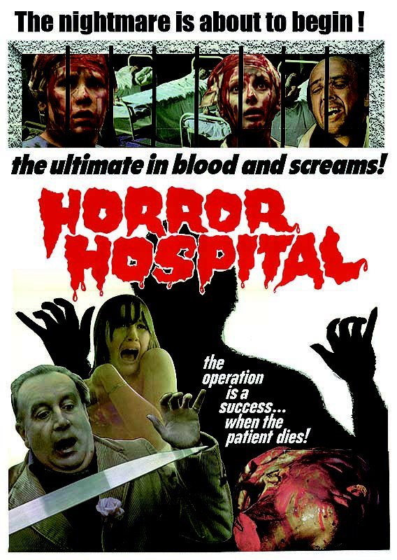 Frankensteins Horror-Klinik - © Veranstalter