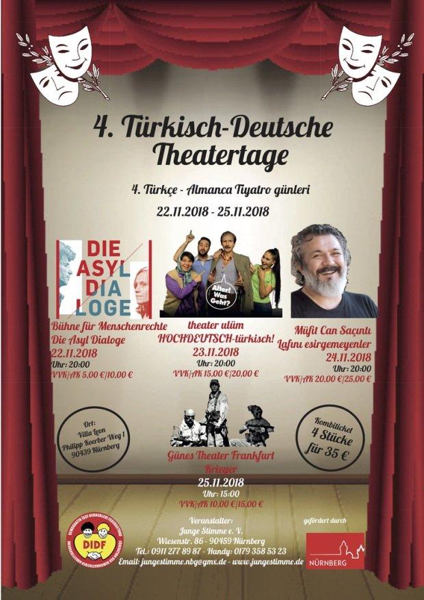 4. Deutsch-Türkische Theatertage - © Junge Stimme