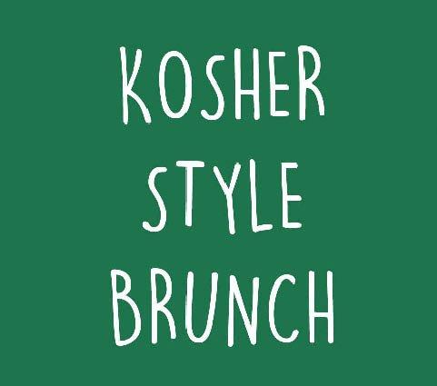 Kosher-Style-Brunch - © Veranstalter