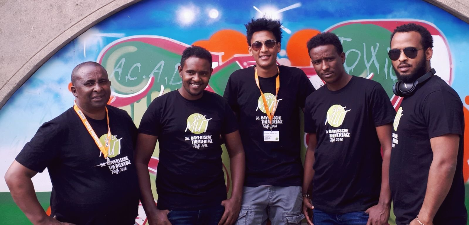 OROMO - äthiopischer Elektro-Pop - © Veranstalter