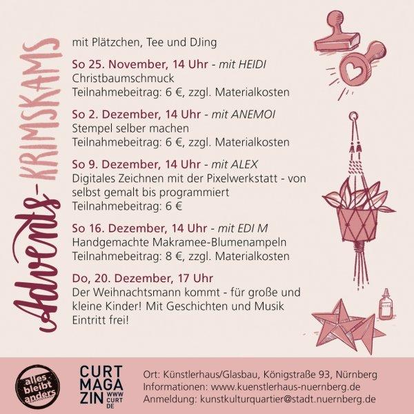 Advents-KRIMSKRAMS Teil 2: Stampin' Up Grußkarten - © Veranstalter