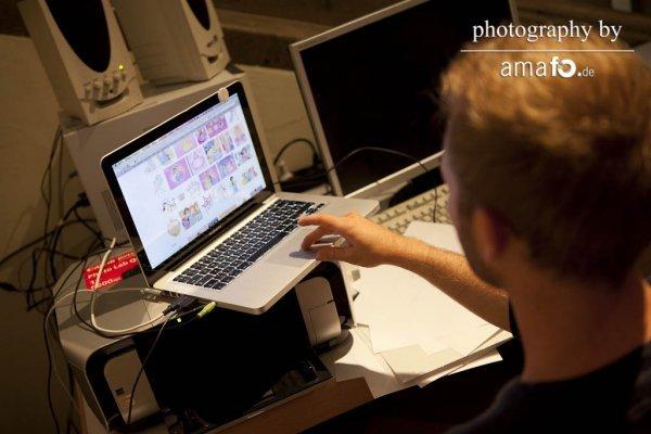 Computergruppe - © amafo.de / Ralf Lang