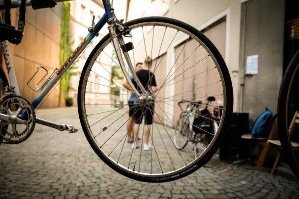 Offene Fahrradwerkstatt - © Axel Eisele/ Stadt Nürnberg