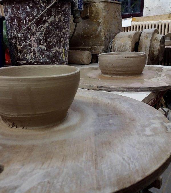 Offene Keramikwerkstatt - © Veranstalter