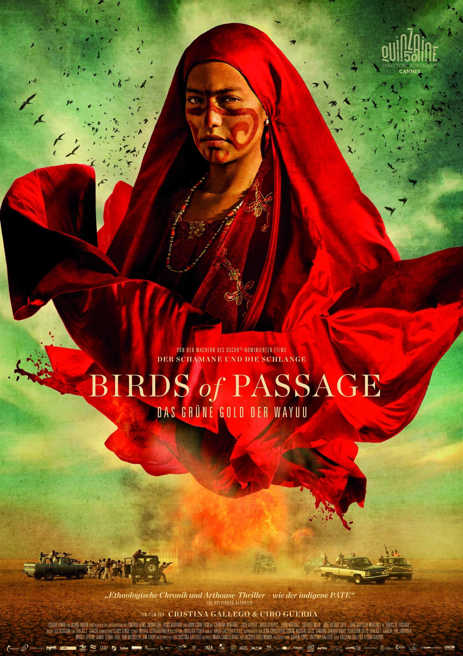 Birds of Passage – Das grüne Gold der Wayuu - © 2018 Ciudad Lunar, Blond Indian, Mateo Contreras