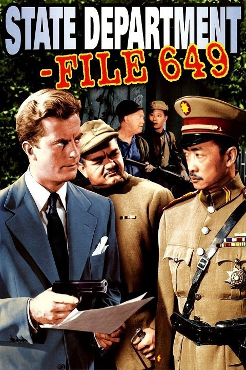 State Department: File 649 (Die China-Mission) - © Veranstalter