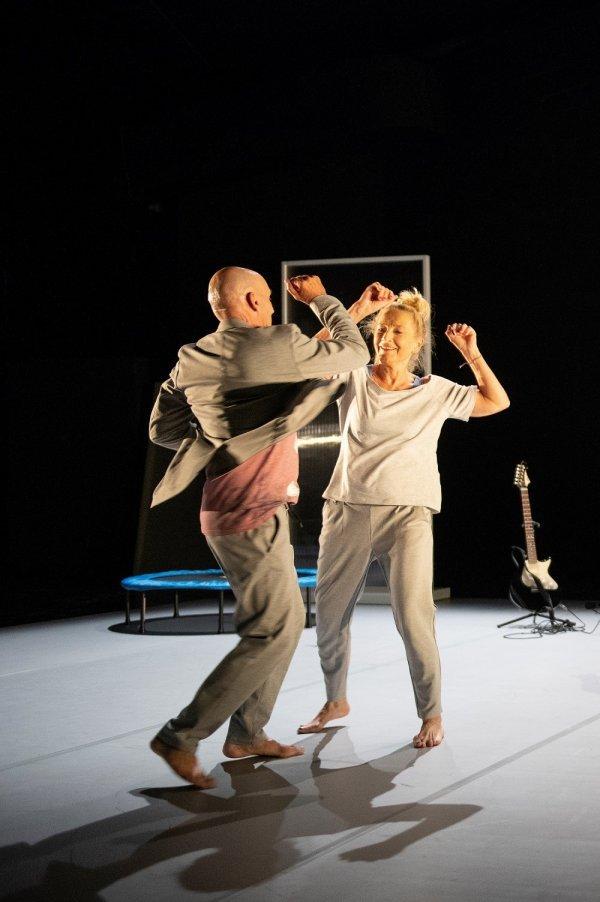 Tanzprojekt Ü60 - © Sebastian Autenrieth