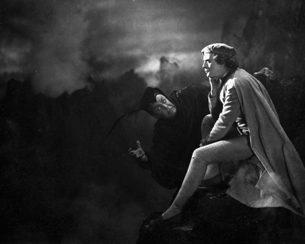 Faust - © Friedrich-Wilhelm-Murnaus-Stiftung