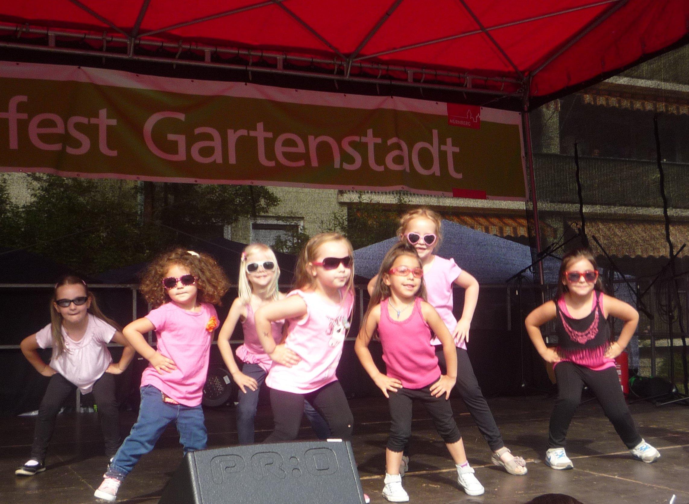 Tanzen für Kinder (5 bis 7 Jahre) - © Veranstalter