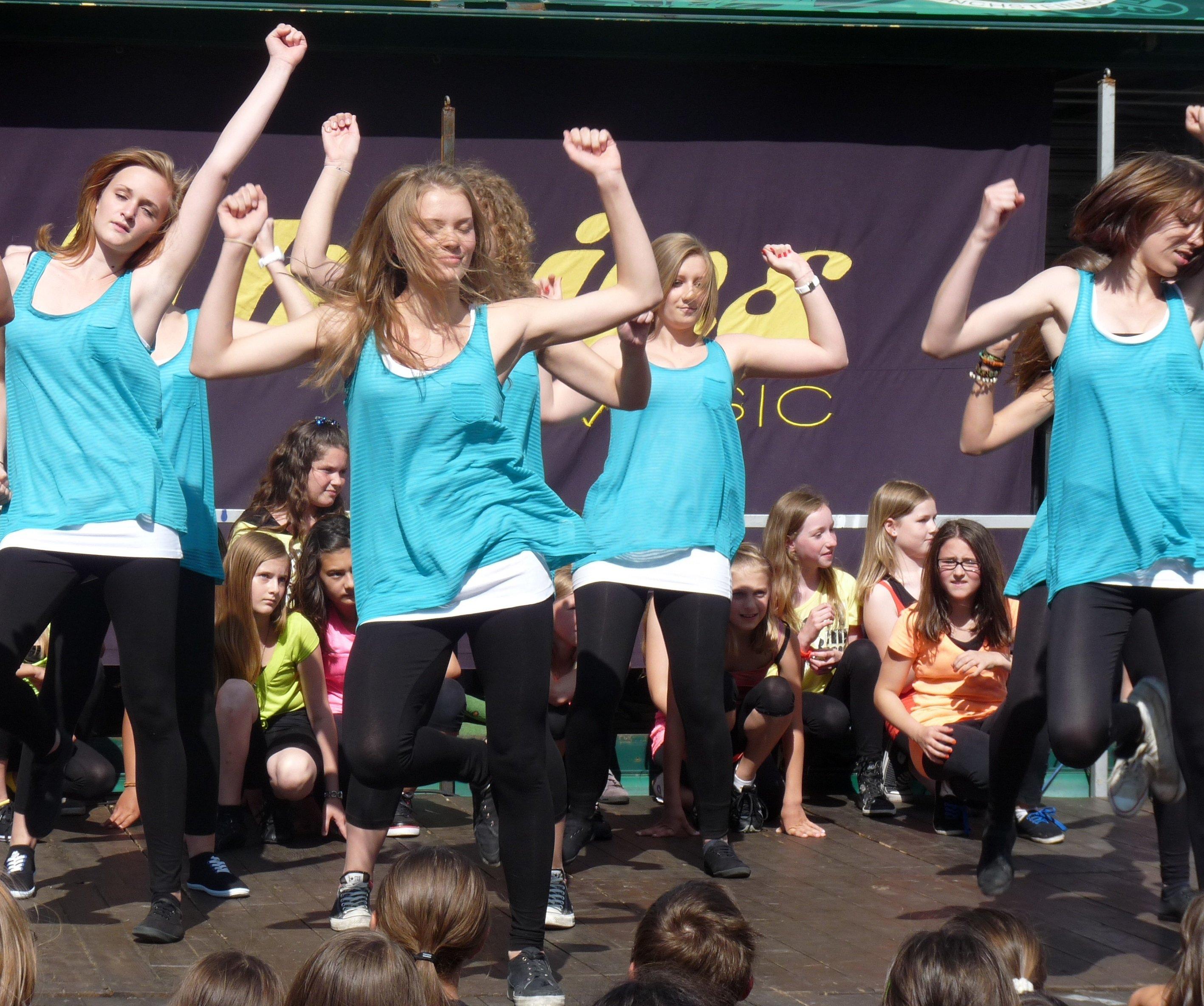 Tanzen für Kinder und Jugendliche (ab 11 Jahren) - © Veranstalter